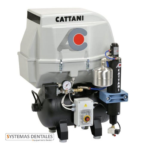 COMPRESOR AC 100Q PARA 1 EQUIPO DENTAL / CATTANI